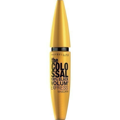 Maybelline New York The Colossal Volum' Express Mascara 100% Black