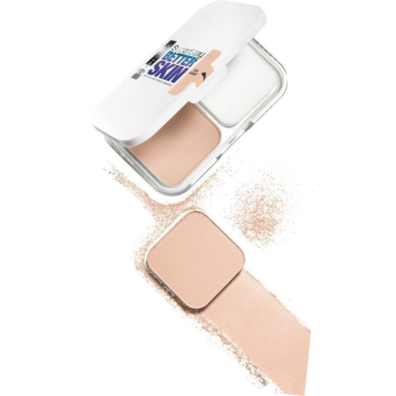 Maybelline Superstay Better Skin Powder 5 Light Beige