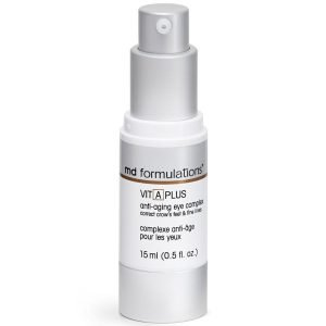 Md Formulations Vit A Plus Anti Ageing Eye Complex 15 Ml