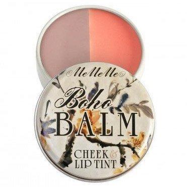 MeMeMe Boho Balm Sheek & Lip Tint Coral Taupe
