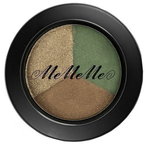 MeMeMe Eye Inspire Pressed Eyeshadow Smokey Eyes