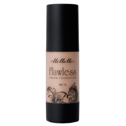 MeMeMe Flawless Cream Foundation Honey Lush