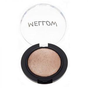 Mellow Cosmetics Baked Eyeshadow Various Shades Peach