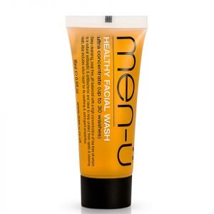 Men-Ü Buddy Healthy Facial Wash Tube 15 Ml