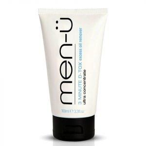 Men-Ü D-Tox Deep Clean Clay Mask 100 Ml