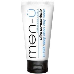 Men-Ü D-Tox Deep Clean Clay Mask 100 Ml Discontinued