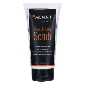 Menaji Face & Body Scrub 5.75oz. / 170 Ml