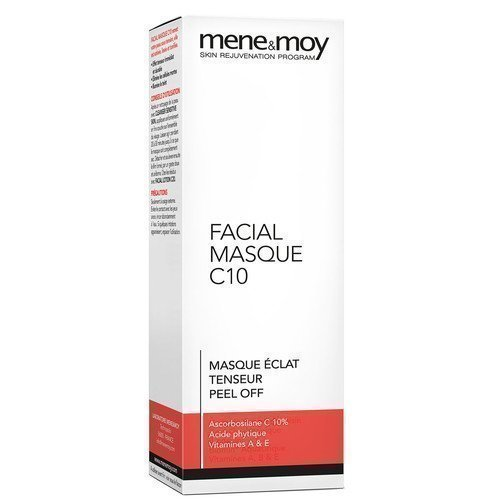 Mene&moy Facial Masque C10 Peel Off