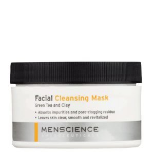 Menscience Facial Cleansing Mask 130 Ml