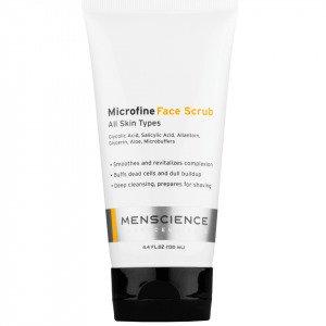 Menscience Microfine Face Scrub 130 Ml