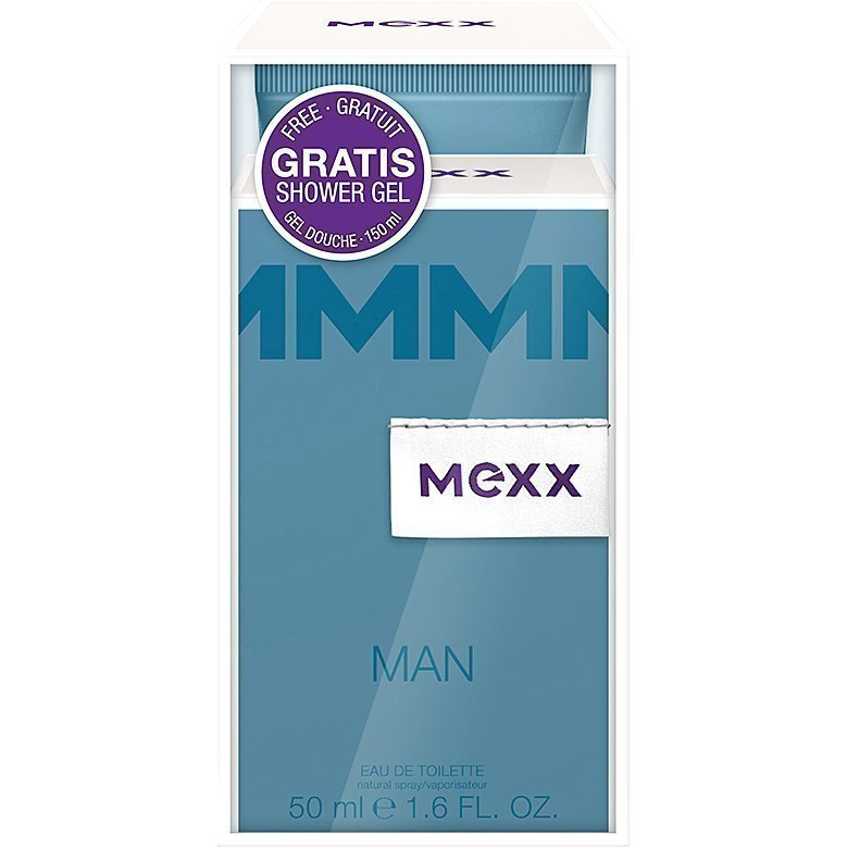 Mexx Man EdT 50ml Shower Gel 150ml