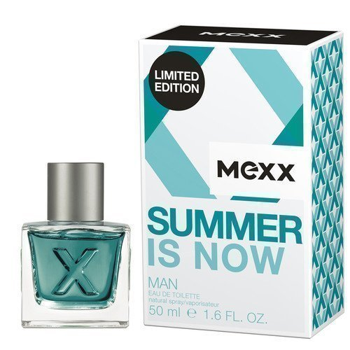 Mexx Summer Is Now Male EdT