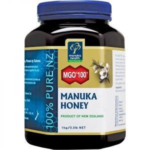 Mgo 100+ Pure Manuka Honey Blend 1 Kg