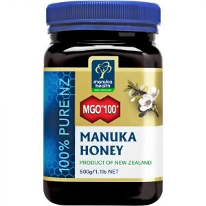 Mgo 100+ Pure Manuka Honey Blend 500 G
