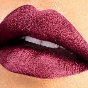 Milani Amore Matte Metallic Lip Crème Huulipuna Pretty Problemattic