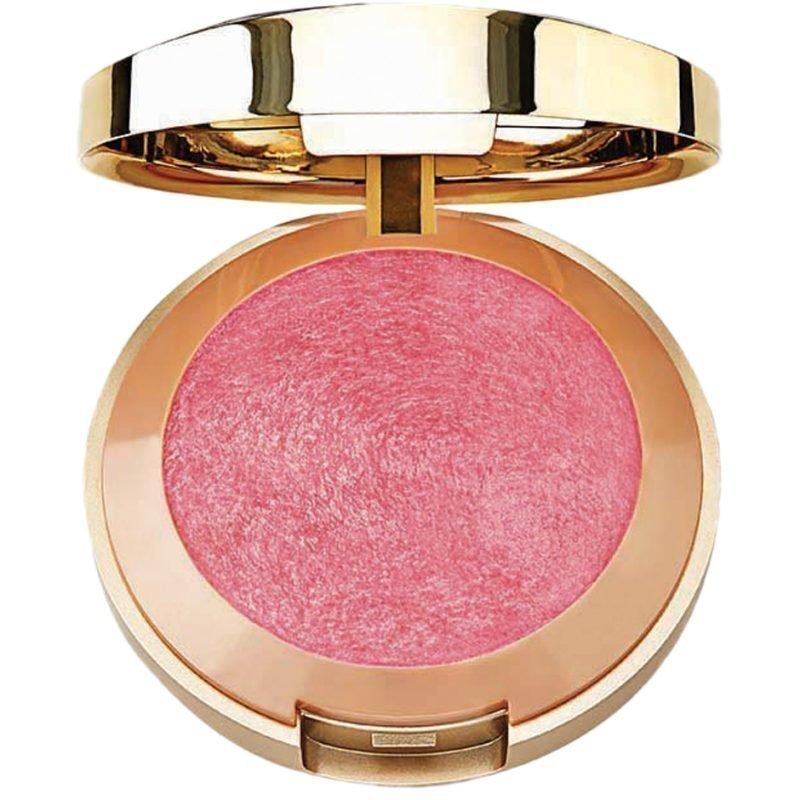 Milani Baked Blush01 Dolce Pink