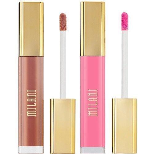 Milani Brilliant Shine Lip Gloss red my lips
