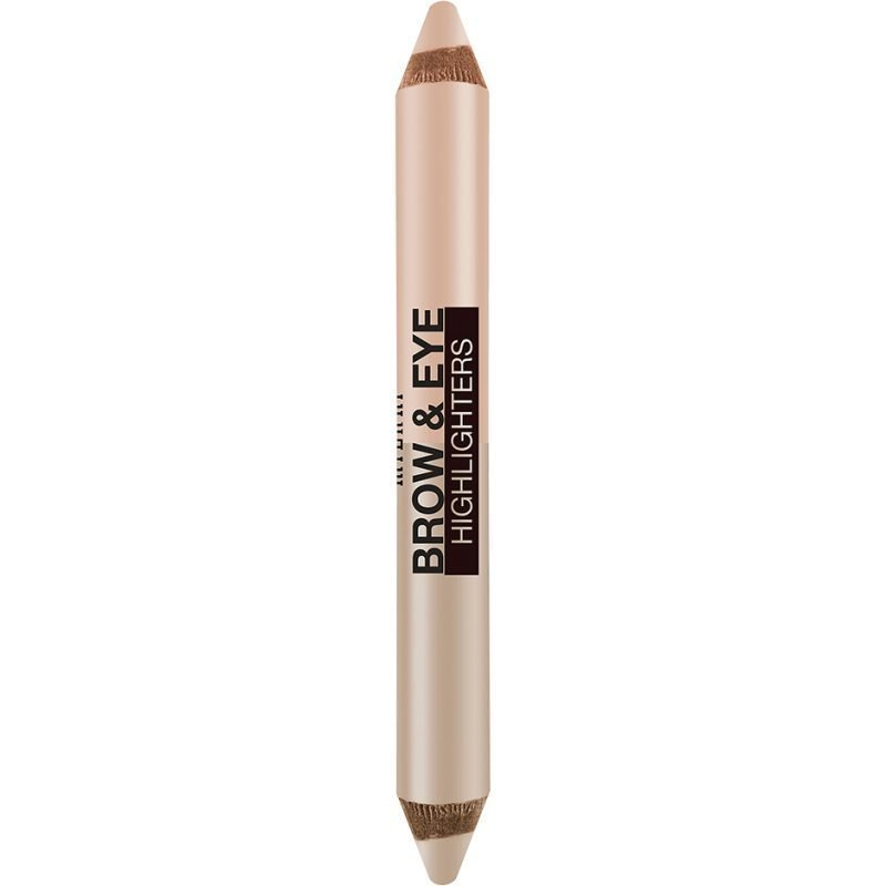 Milani Brow & Eye Highlighter01 Matte Beige/High Glow