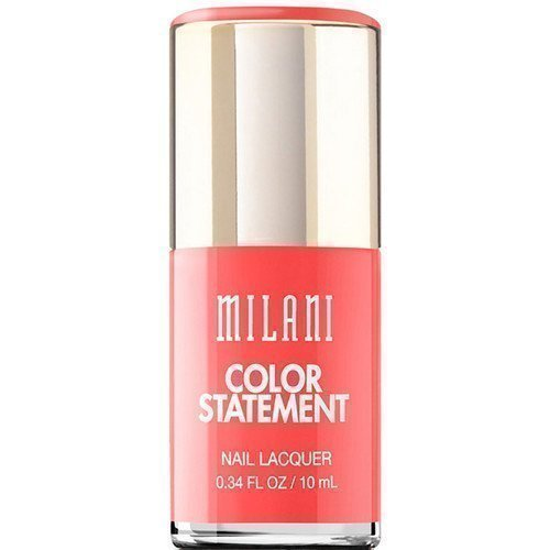 Milani Color Statement Nail Lacquer Corrupted coral