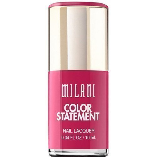 Milani Color Statement Nail Lacquer Hot pink rage