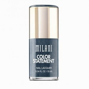 Milani Color Statement Nail Lacquer Kynsilakka Charcoal