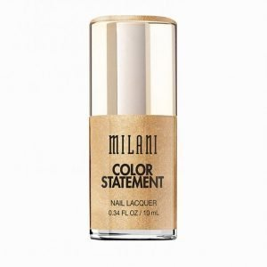 Milani Color Statement Nail Lacquer Kynsilakka Gold Plated
