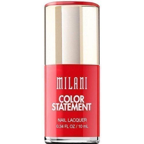 Milani Color Statement Nail Lacquer Mango tango