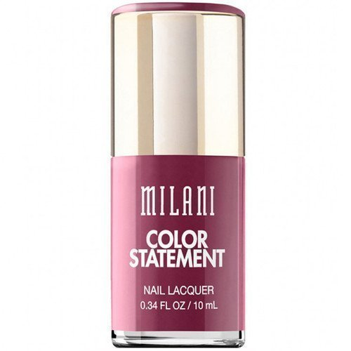 Milani Color Statement Nail Lacquer Mauving forward