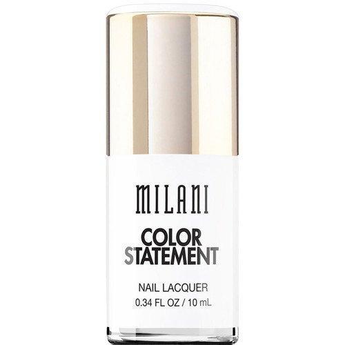Milani Color Statement Nail Lacquer Spotlight white