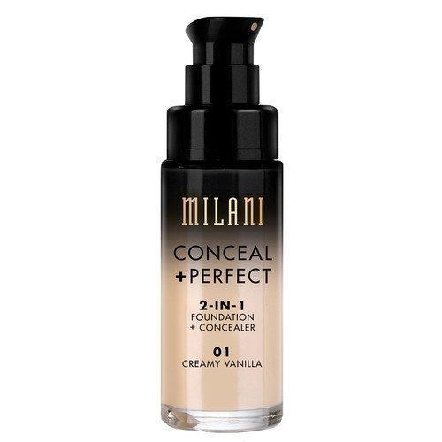 Milani Conceal & Perfect Liquid Foundation MEDIUM BEIGE