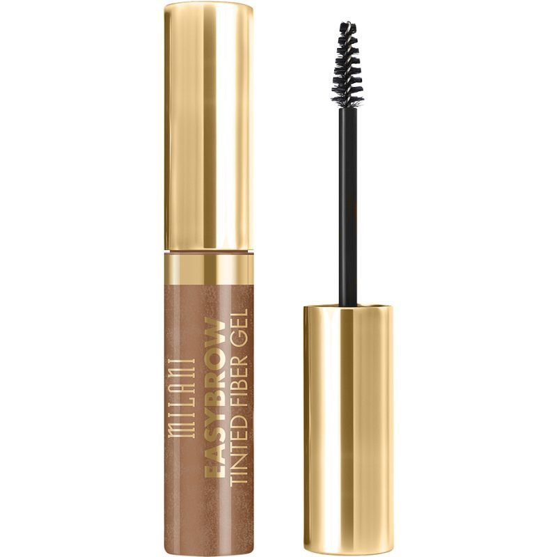 Milani Easybrow Tinted Fiber Gel01 Soft Brown