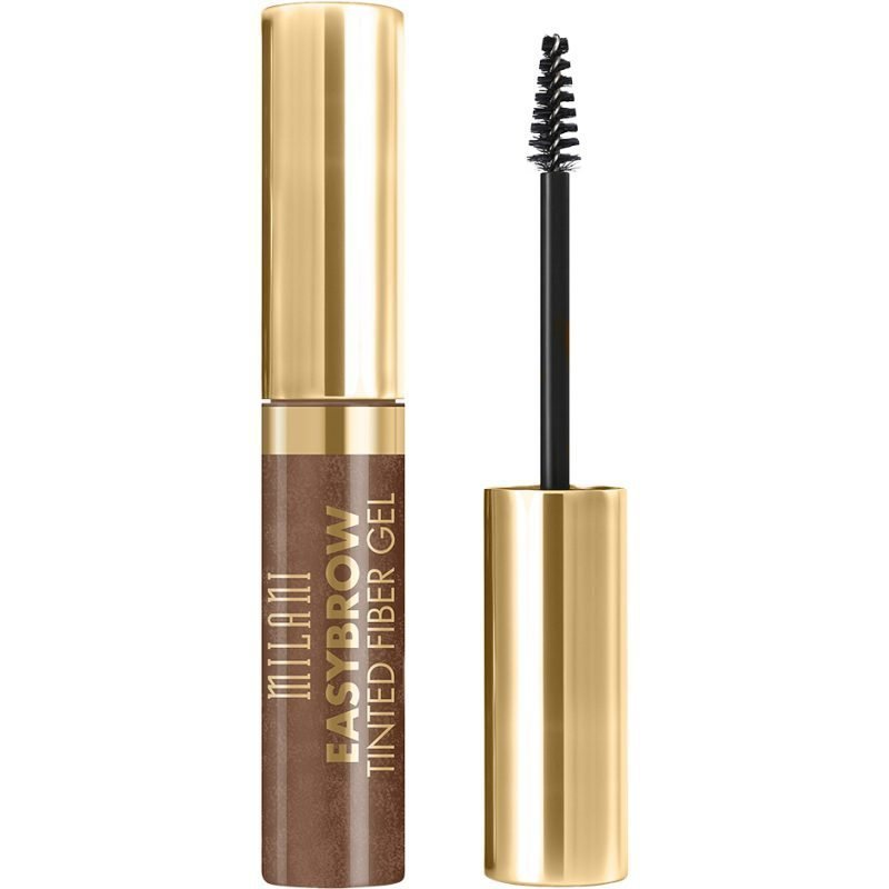 Milani Eyebrow Tinted Fiber Gel03 Madium Brown