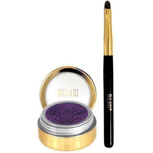 Milani Fierce Foil Eyeliner black gold foil