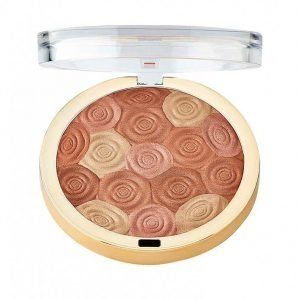 Milani Illuminating Face Highlighter Powder Aurinkopuuteri Hermosa Rose