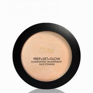 Milani Prep + Set + Glow Illuminating Face Powder Meikinpohjustusvoide Glow