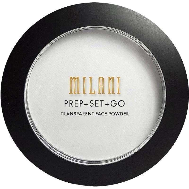 Milani Prep+Set+Go01 Transparent Face Powder