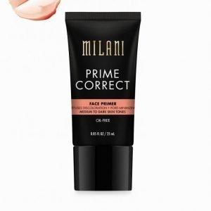 Milani Prime Correct Meikinpohjustusvoide Medium / Dark