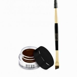 Milani Stay Put Brow Color Kulmaväri Dark Brown