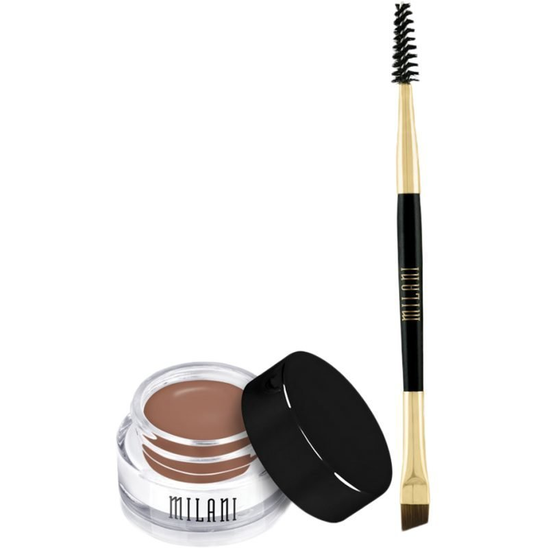 Milani Stay Put Brow Color01 Soft Brown