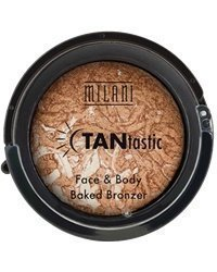 Milani TanTastic Face & Body Baked Bronzer In Gold
