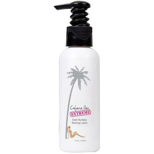 Million Dollar Tan Cabana Tan Extreme Moisturizing Sunless Tanning Lotion for Face