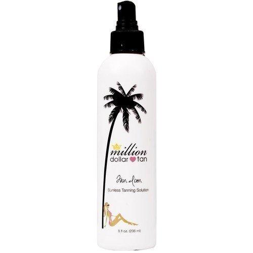 Million Dollar Tan Tan Icon Sunless Tanning Solution