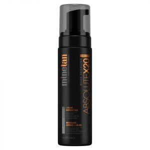 Minetan Absolute Foam Ultra Dark 200 Ml