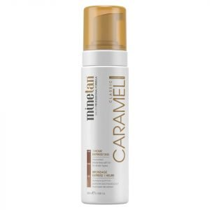 Minetan Classic Caramel Foam Colour Base 200 Ml