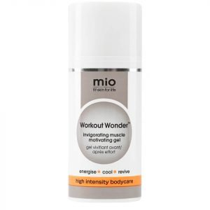 Mio Skincare Workout Wonder Invigorating Muscle Gel 100 Ml