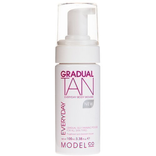 ModelCo Gradual Tan Everyday Body Mousse