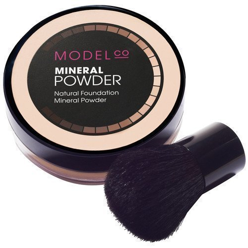 ModelCo Mineral Powder Natural Foundation Kit Medium Beige