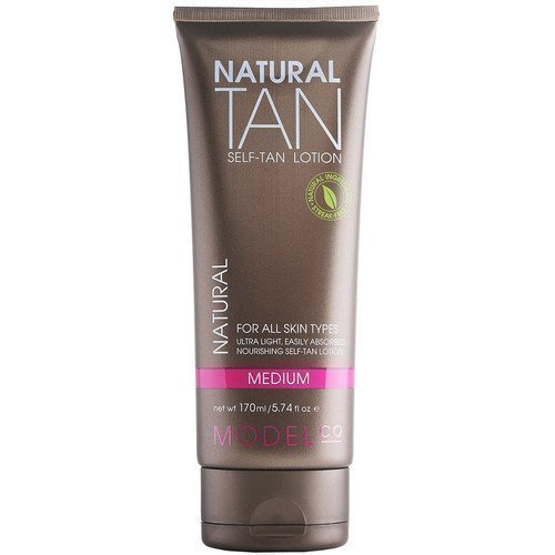 ModelCo Natural Tan Self-Tan Lotion