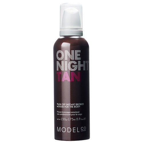 ModelCo One Night Tan Instant Bronze Mousse 150 g