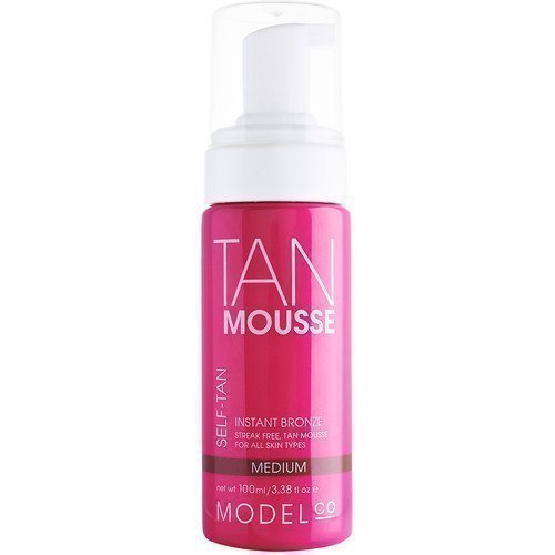 ModelCo Tan Mousse Self-Tan Instant Bronze Medium